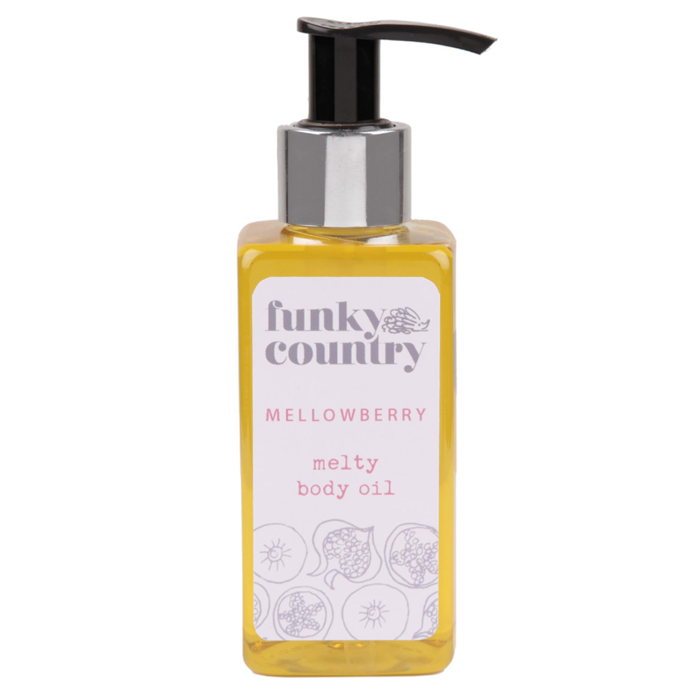 Mellowberry Melty Body Oil